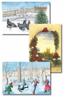 Minimized layout for Who commissioned the first christmas card in 1843